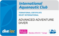 i.a.c. Advanced Advanture Diver